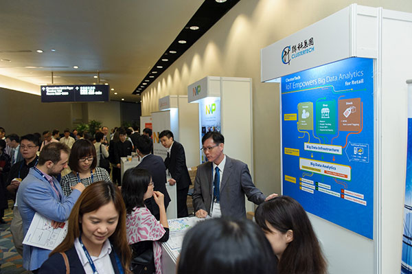 ClusterTech Joined Hong Kong Internet of Things (IoT) Conference 2015 as Gold Sponsor - 20150611(2).jpg