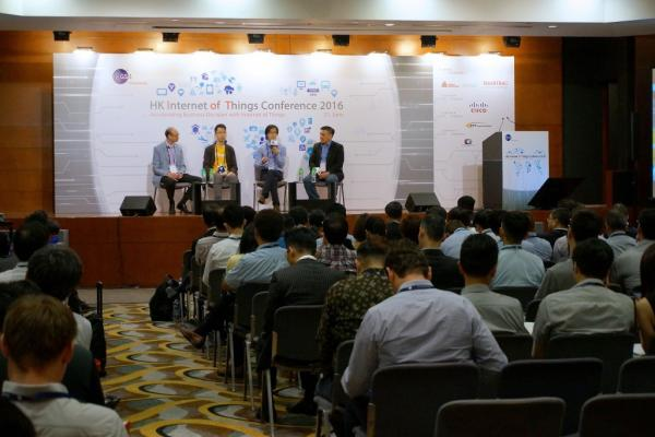 ClusterTech participates in the Hong Kong Internet of Things (IoT) Conference for the 2nd consecutive year - 20160712(1).jpg