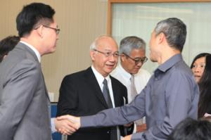 The Hong Kong Government CIO, Mr. Daniel Lai, BBS, JP, visited ClusterTech - 20120801(1)_0.jpg